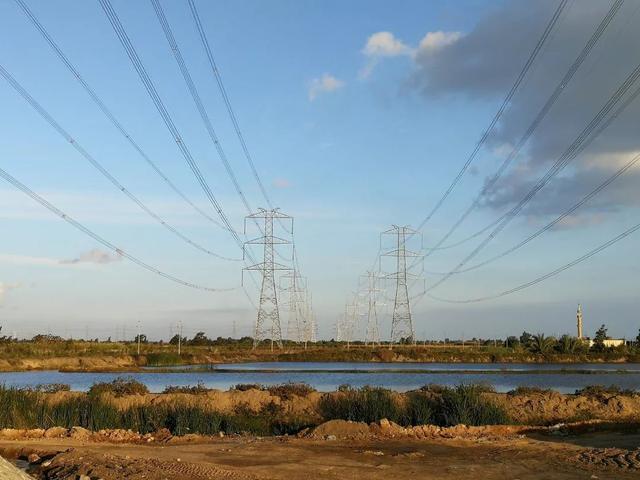 """""""一带一路""""纪行—中电装备:尼罗河上的电波"""