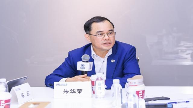 长安汽车总裁朱华荣:自主与合资必有一战