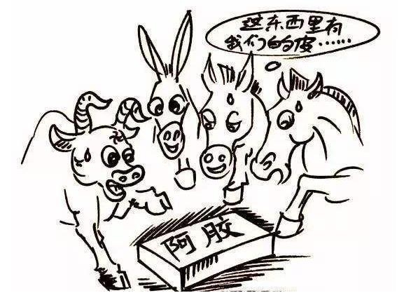 驴皮真的卖不动了?东阿阿胶上市24年首亏,业绩暴跌122%