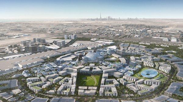 世博看科技,会后看效益:迪拜来上海取经了